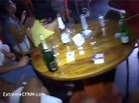 Секс-конкурсы на пьяной вечеринке